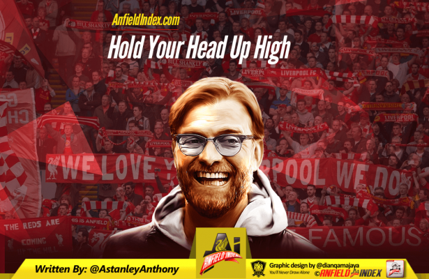 Liverpool Hold Your Head Up High