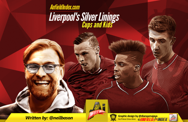 Liverpool Silver Linings - Cups and Kids