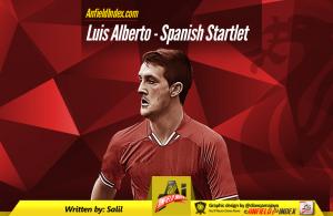 Luis Alberto - Spanish Starlet