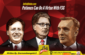 Patience Can Be A Virtue With FSG