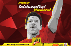 Who Could Liverpool Target To replace Moreno