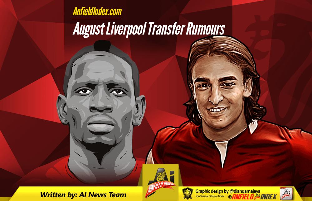 liverpool fc transfer news