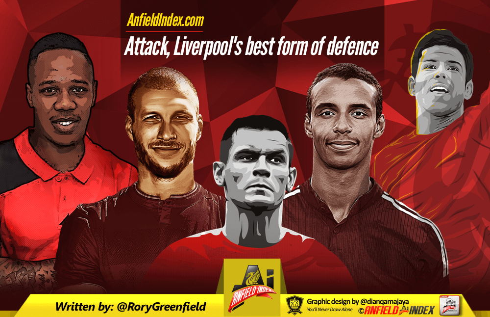 Attack, Liverpool's best form of defence