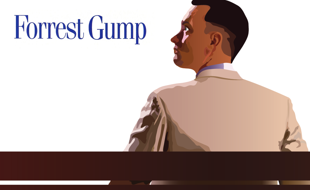 forrest gump english essay example Forrest gump was slow to pick up with regards to conversation and absorbing information that would usually be of no concern to a normal child as a result a young forrest gump is seen as slow in speech he could not seem to answer correctly questions directed at him however, the movie made it.