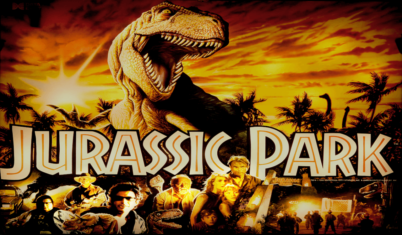 a review of jurassic park When john hammond, the rich billionaire who creates jurassic park, says he spared no expense, we might as well be listening to steven spielberg, the film's prolific.