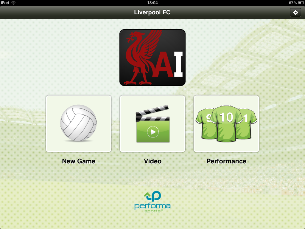 How we collected the LFC Vs Oldham Stats: Performa Sports