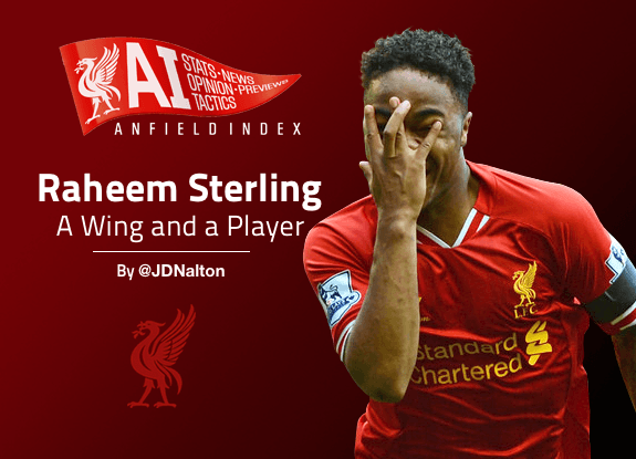 Raheem Sterling - A Wing and a Player