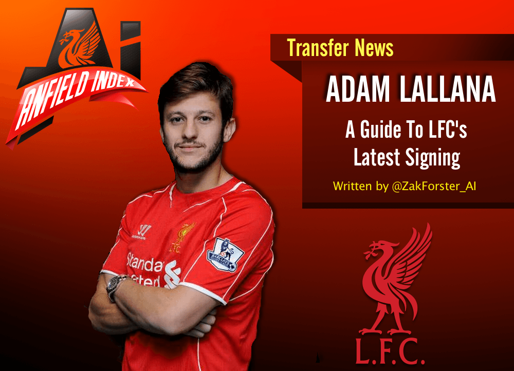 A Guide To Liverpool's Latest Signing
