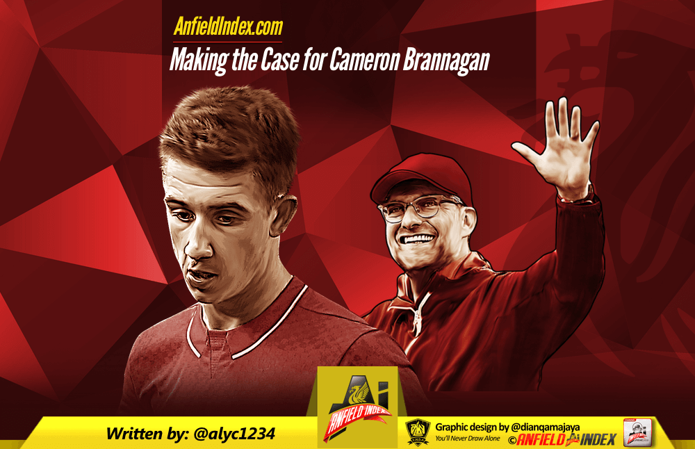 Making The Case for Cameron Brannagan