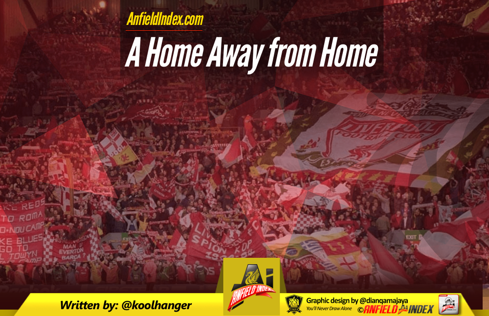 Liverpool - A Home Away from Home
