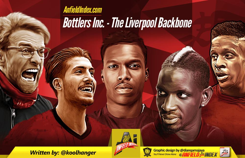 Bottlers Inc. - The Liverpool Backbone