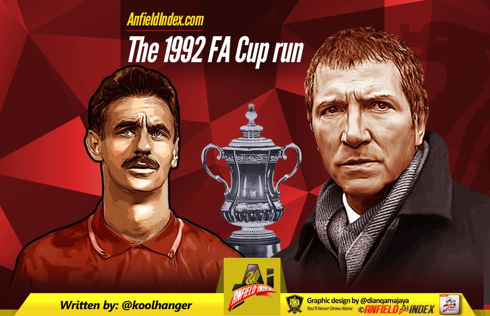 The 1992 FA Cup run