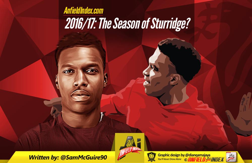 2016-17 - The Season of Sturridge