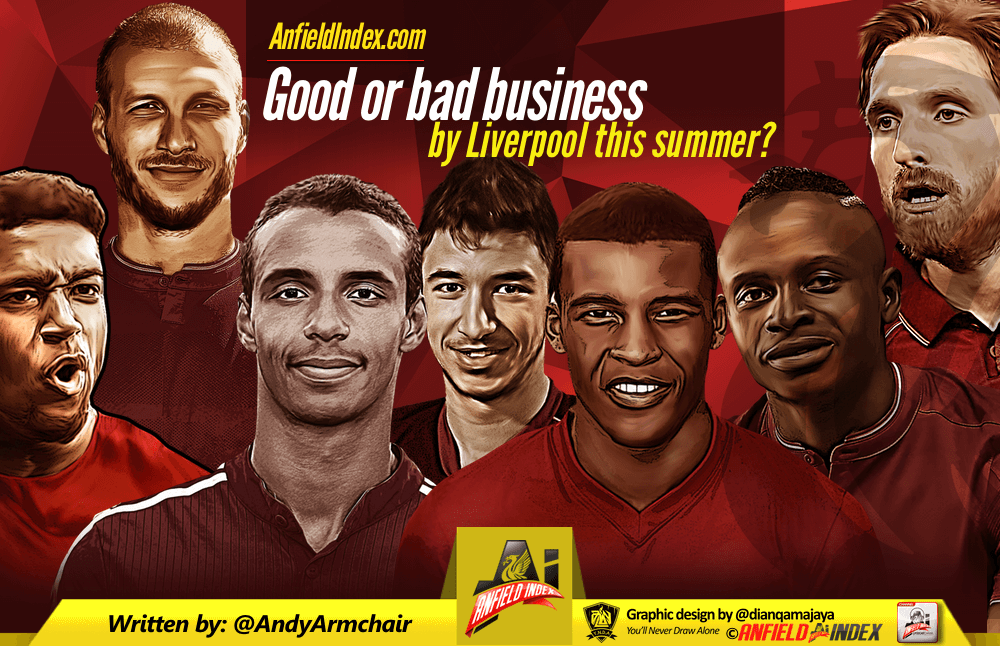 Good or bad business by Liverpool this summer