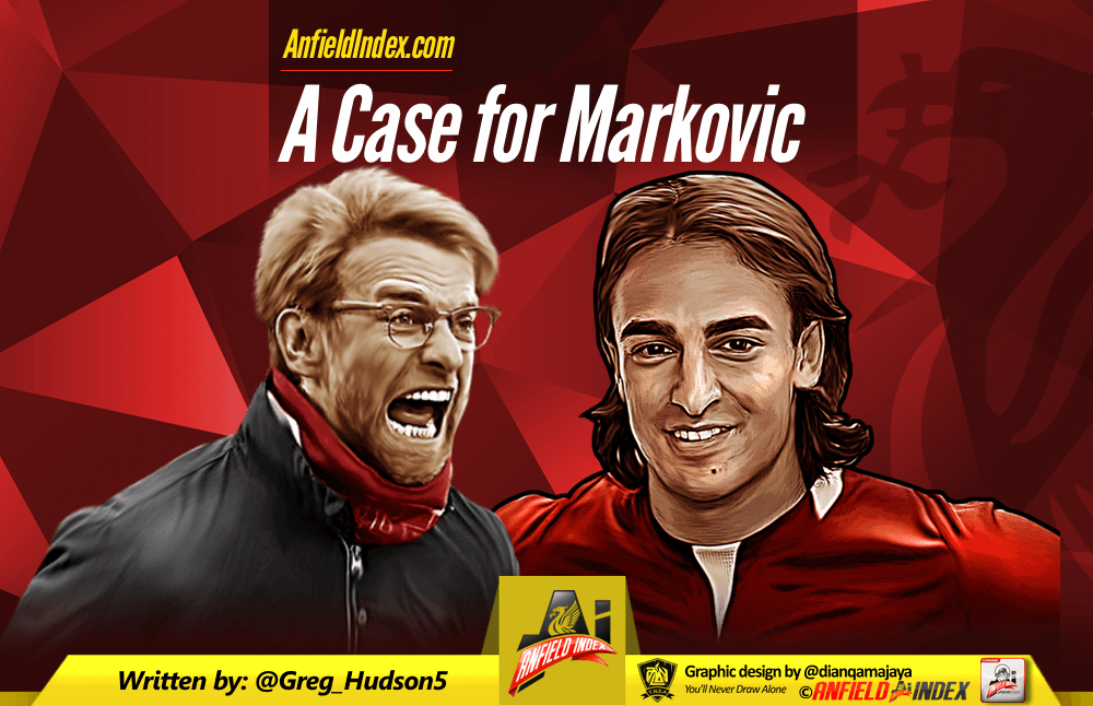 A Case For Markovic