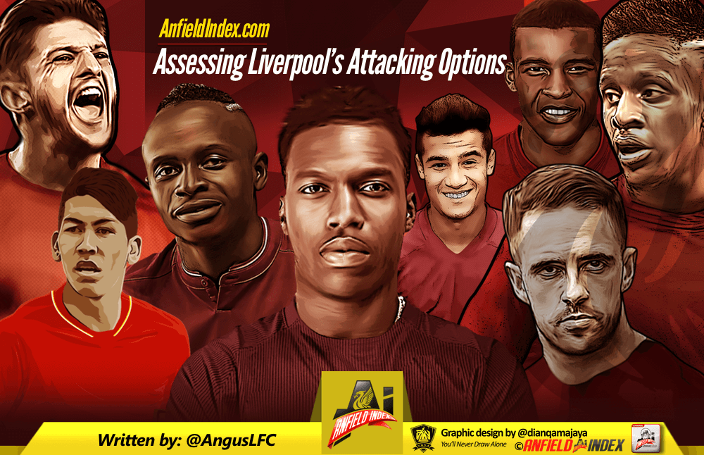 Assessing Liverpool's Attacking Options