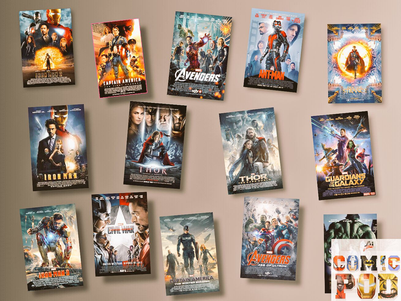 Marvel Ranked - Your definitive guide to each and every film
