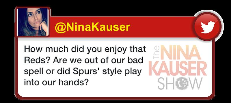 NKS v5 Nina Tweet