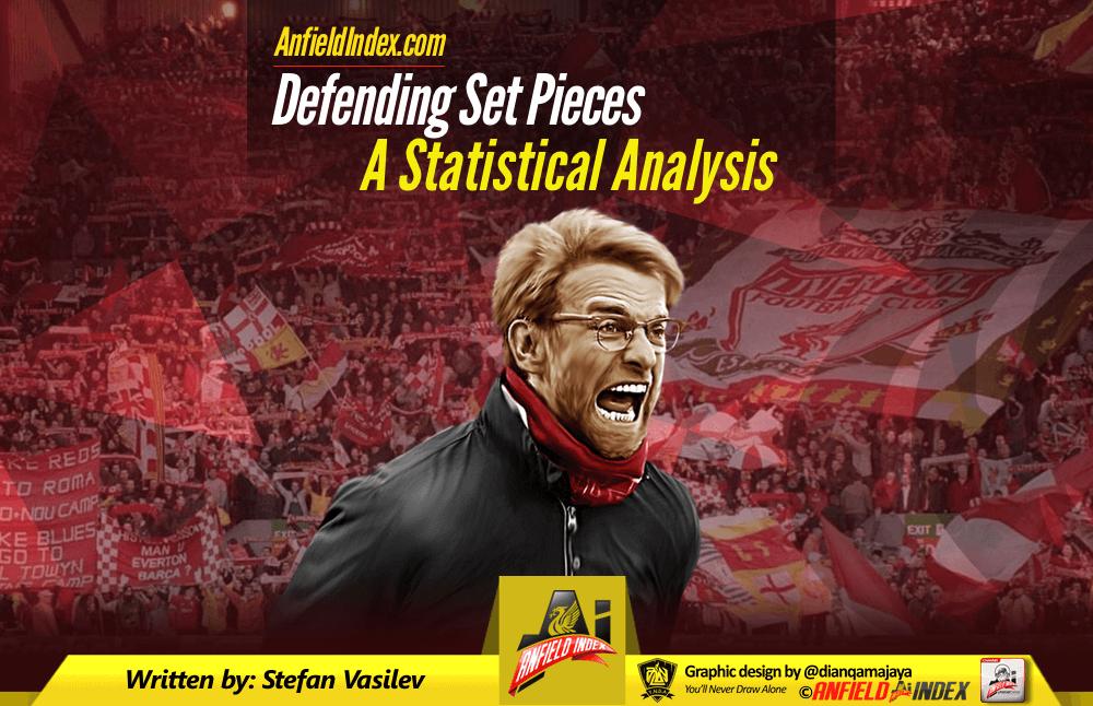 Defending Set Pieces - A Statistical Analysis