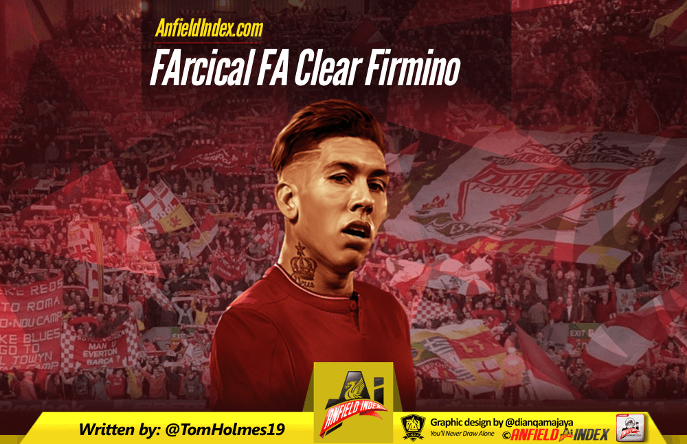Farcical fa clear firmino for What is farcical