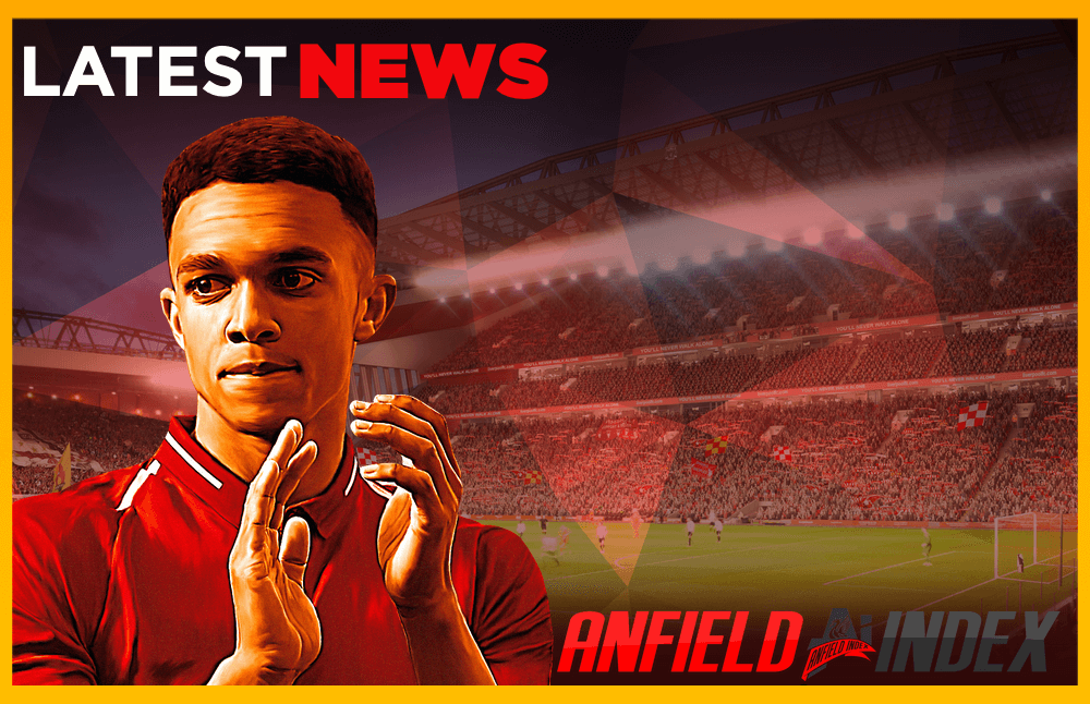 Trent Alexander Arnold Wins Pfa Young Player Of The Year While Four Other Reds Join Him On Pfa Team Of The Year