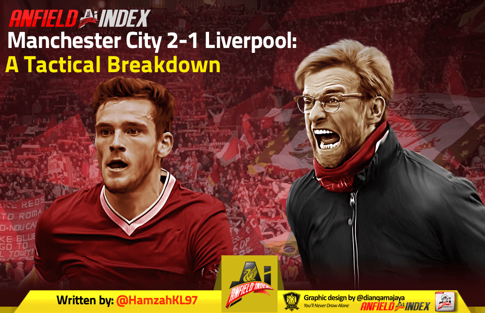 Manchester City 2-1 Liverpool: A Tactical Breakdown