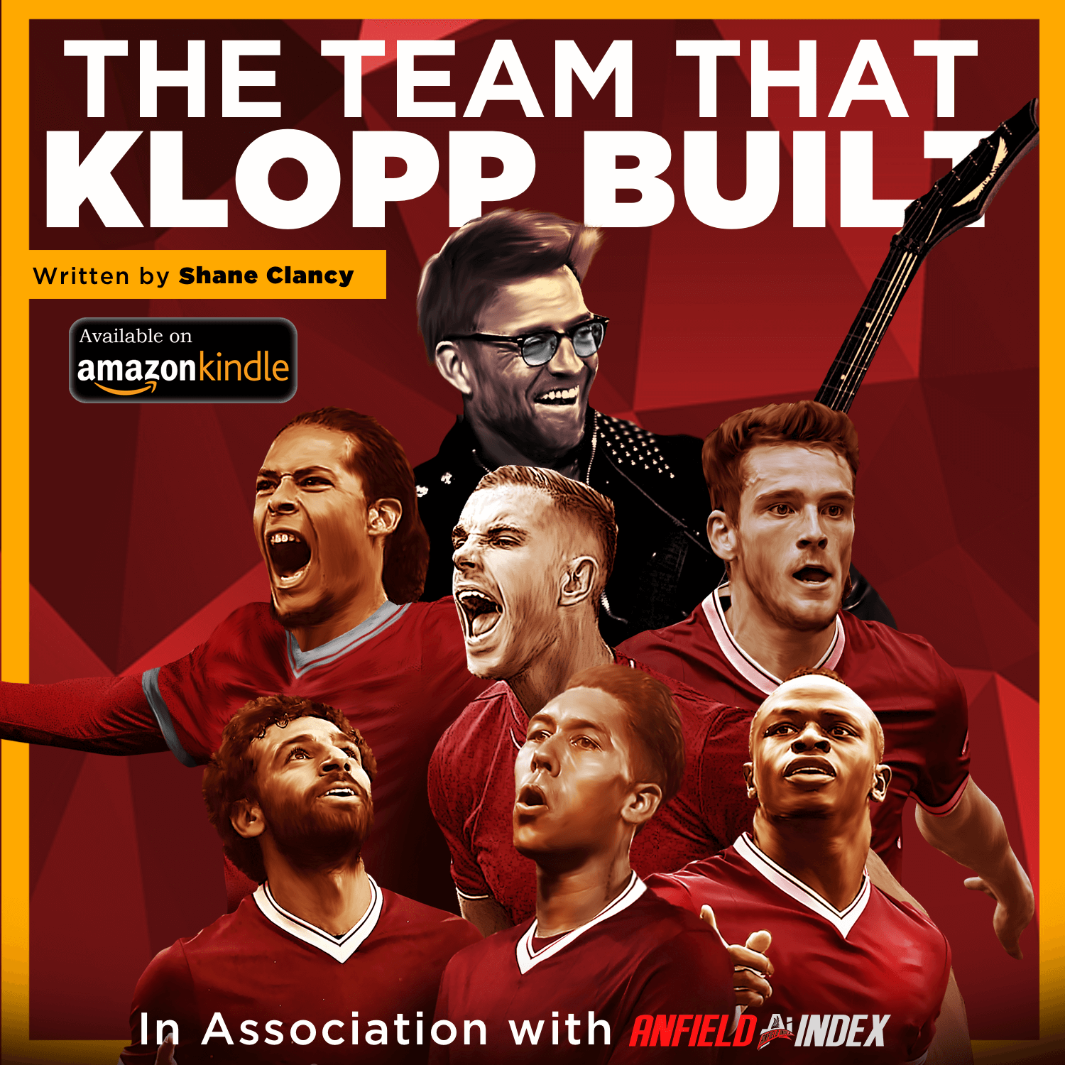 Buy our new book - The Team That Klopp Built