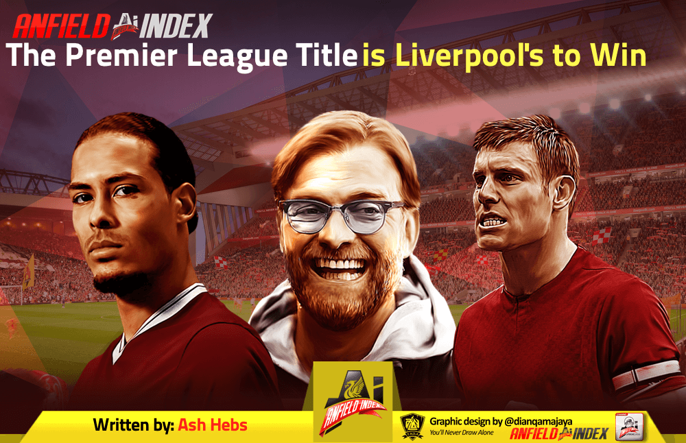 Bet On Liverpool To Win The Premiership