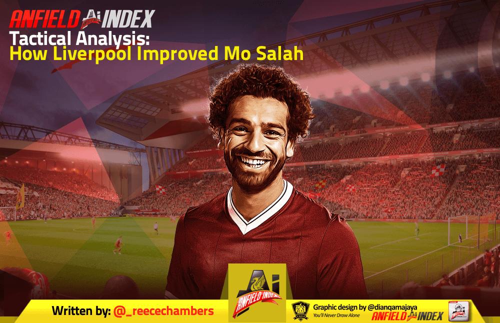 Tactical Analysis: How Liverpool improved Mo Salah